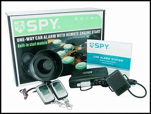 Spy Central Locking Manual