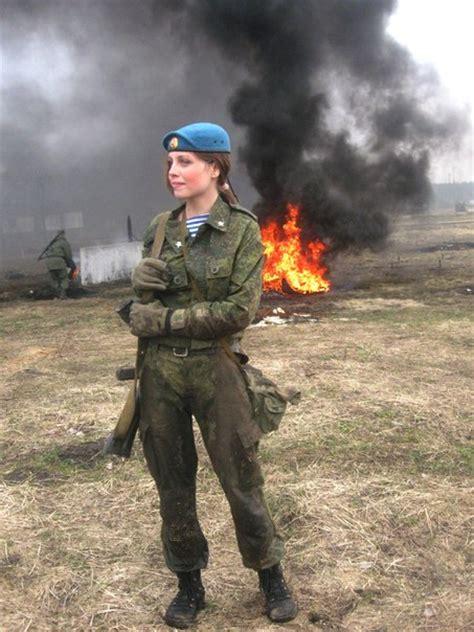 russian p yulia kharlamova image females  uniform