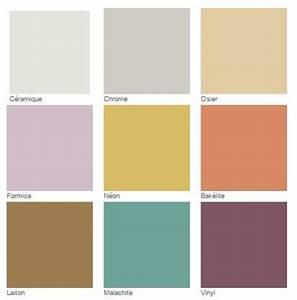 Des Couleurs Pastel : nuancier intens ment couleur zolpan esprit vintage infiniment zolpan edition 2 ~ Voncanada.com Idées de Décoration