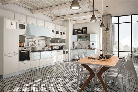 cuisines vintage vintage kitchen offers a refreshing modern take on fifties