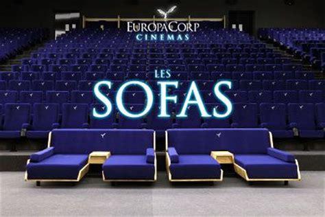 europacorp cinemas  cinema tout confort ou vous pourrez