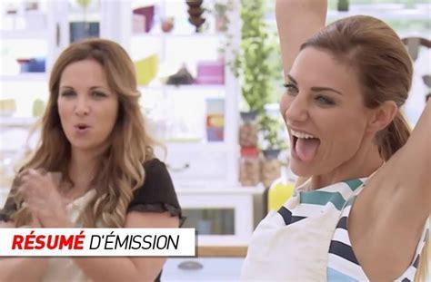 tele 7 jours recettes cuisine recap le meilleur pâtissier spécial célébrités m6 de