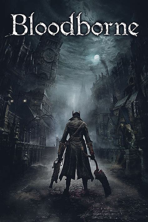 Comics Bloodborne Poster - My Hot Posters