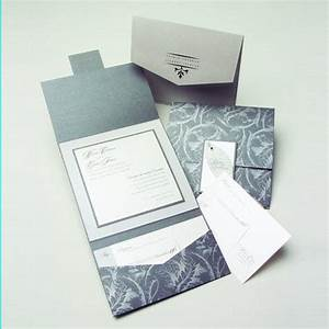 unique modern wedding invitations for your big day With fancy folded wedding invitations
