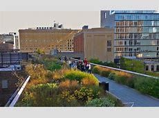 High Line New York Greenway