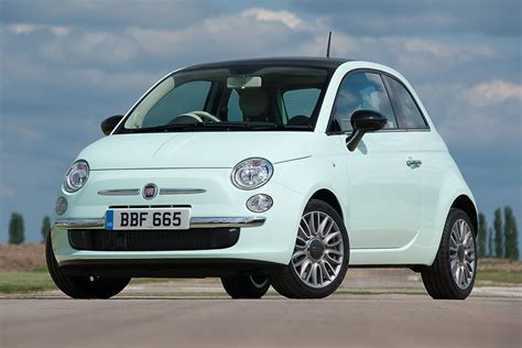 Fiat Car : The Fiat 500 Is 60 Today!