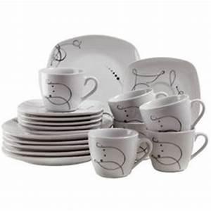 Service De Table Pas Cher : service de table complet assiettes bols tasses kadolog ~ Teatrodelosmanantiales.com Idées de Décoration
