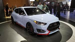 Hyundai Veloster Brings N Performance To U S  For 2019