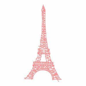 pink eiffel tower on Tumblr