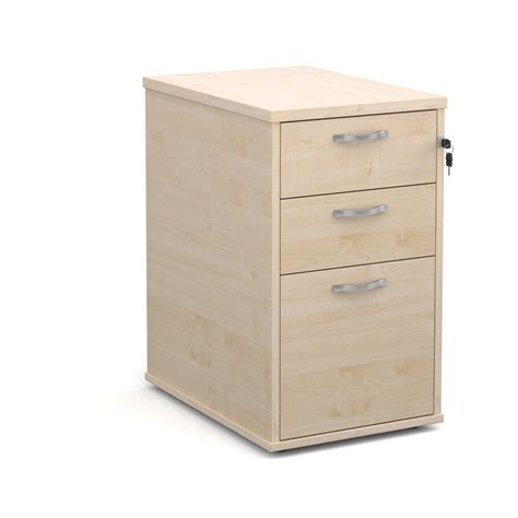 silver desk with drawers desk high 3 drawer pedestal with silver handles 600mm deep