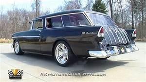 134712    1955 Chevrolet Bel Air Nomad
