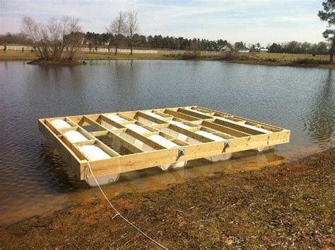 Floating Boat Dock Plans And Designs by My Floating Dock Build Property Projects Construction
