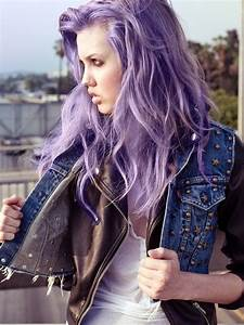 15 Gorgeous PURPLE Hairstyles – Color Inspiration – StrayHair