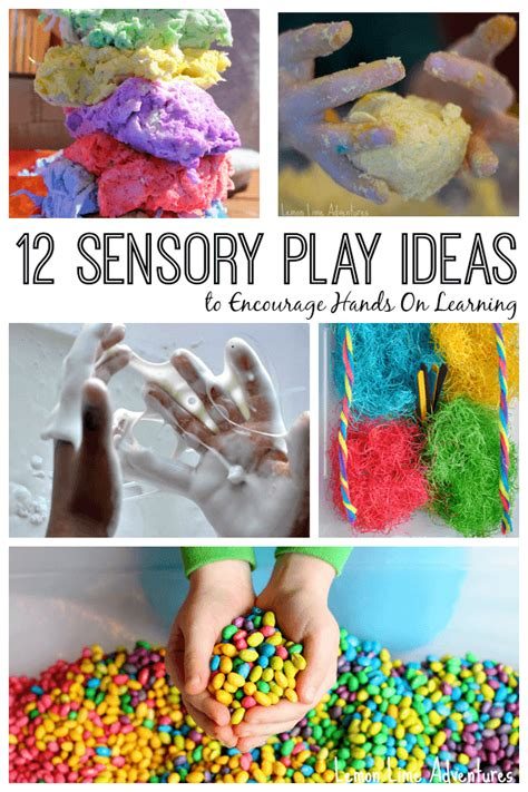 12 sensory play ideas to encourage on learning 109 | 12 Sensory Play Ideas11
