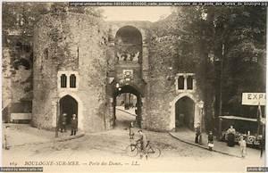 Porte Cartes Postales : carte postale ancienne de la porte des dunes de boulogne anciennes cartes postales de boulogne ~ Teatrodelosmanantiales.com Idées de Décoration