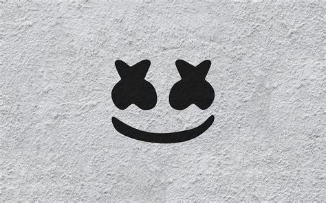 Marshmello Logo 4k Hd Music 4k Wallpapers Images
