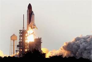 Space Shuttle Endeavour Launches Under Command Of ...