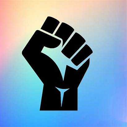 Symbols Fist Power Protest Meanings Six Raised