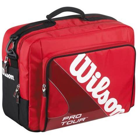 wilson pro  messenger bag sweatbandcom