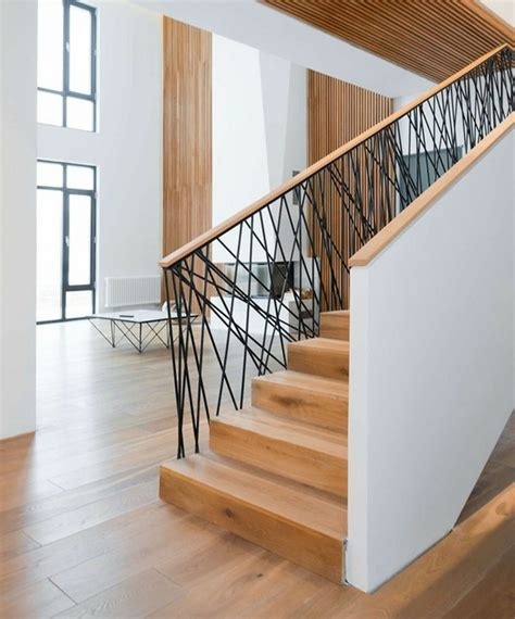 interior stair railing ideas stair railing ideas beautiful designs from wood and metal