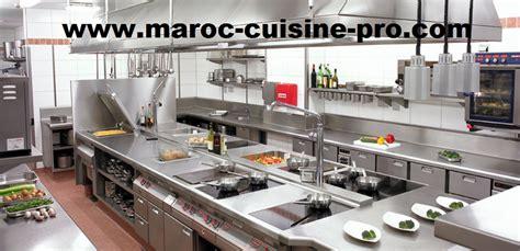 l achat d 233 quipement cuisine pro au maroc maroc cuisine pro