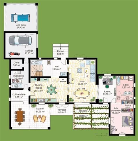 plan chambre parentale 17 best images about plan on house plans