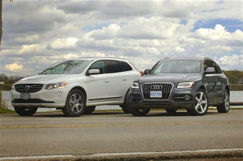 Comparison Test 2014 Volvo Xc60 T6 Awd Vs 2014 Audi Q5