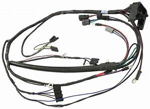 M U0026h 1970 Gto Engine Harness V8 Auto   Opgi Com