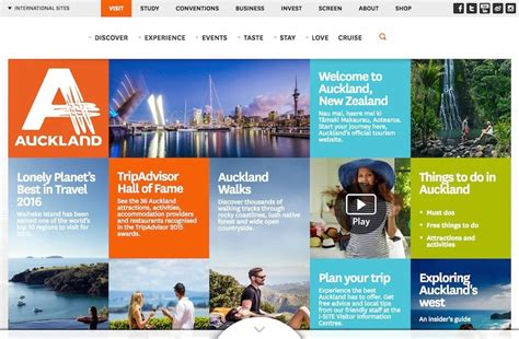 best tourist site the 25 best tourism websites in the world in 2016 skift