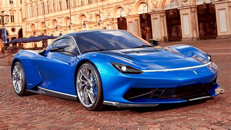pininfarina battista hypercar   facelift