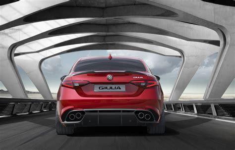 Alfa Romeo Giulia : Alfa Romeo Giulia Qv With 510ps