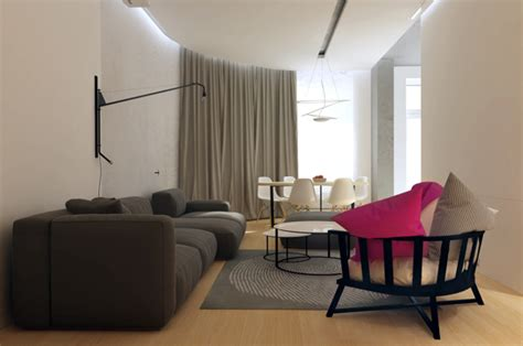 Sophisticated Room Designs With Stripped Back Style by Sophisticated Room Designs With Stripped Back Style
