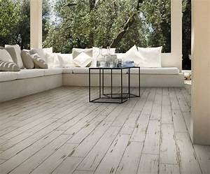 carrelage effet parquet blanc style scandinave d19 vente With carrelage parquet blanc