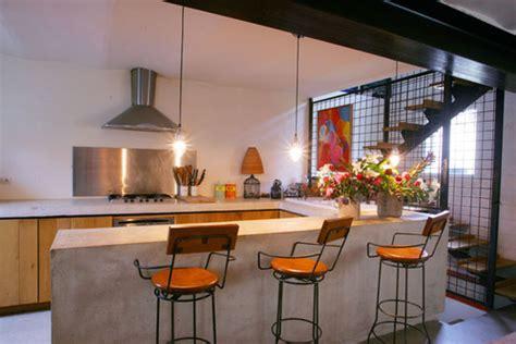 bar cuisine design photo le guide de la cuisine le sens du dé