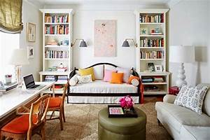 Sofa Amerikanischer Stil : 140 bilder einzimmerwohnung einrichten ~ Markanthonyermac.com Haus und Dekorationen