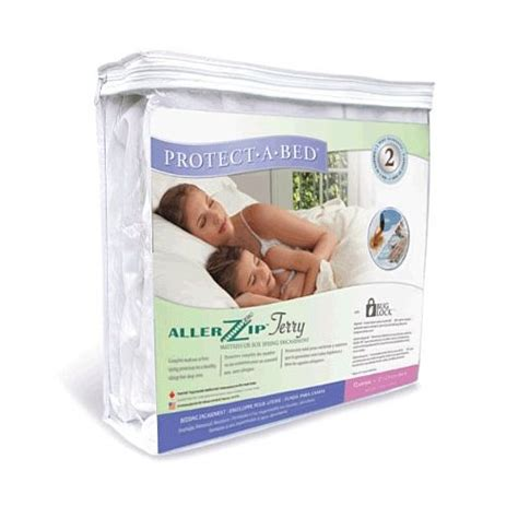 Protect A Bed Allerzip by Protect A Bed Allerzip Terry Allergy Bed Bug Free