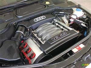 2004 Audi A8 L 4 2 Quattro 4 2 Liter Dohc 40