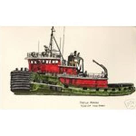 Tugboat Sheila by Tugboat Sketch Moran Towing Tug Boat Sheila Moran 01 26 2007
