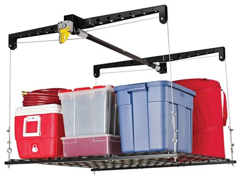 racor ceiling storage heavy lift traditional storage