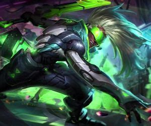 League Of Legends Animated Wallpaper Android - project ekko league of legends animated wallpaper