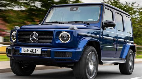 Mercedes benz g wagon 4k. Mercedes-Benz celebrates 40th anniversary of G-Class by ...