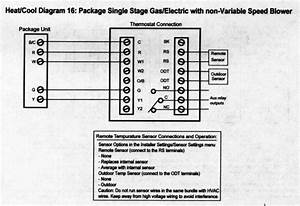 Standard Thermostat Wiring Diagram