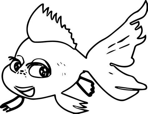 fish coloring pages coloringsuitecom