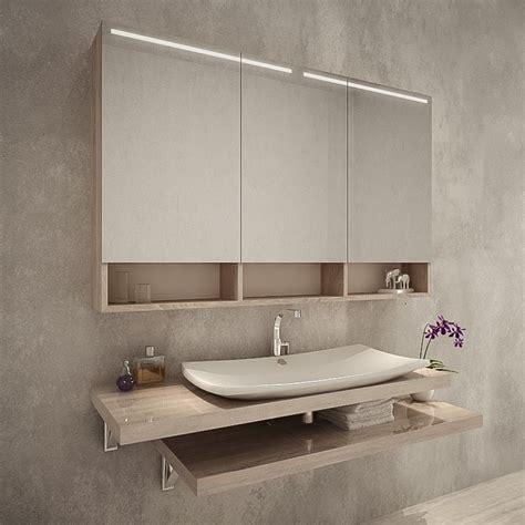 Badezimmer Spiegelschrank by Danzig Led Badezimmer Spiegelschrank Kaufen