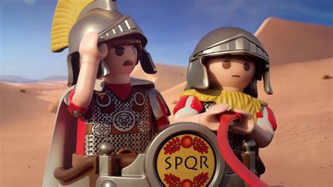 Playmobil A Maldição Do Faraó  O Filme Youtube