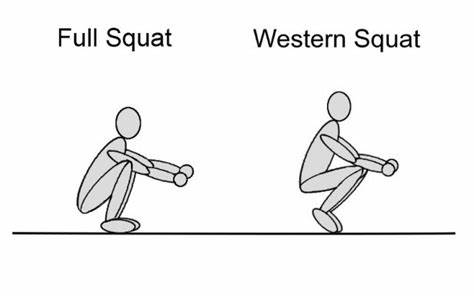 And Keep Coming Squat For More the
