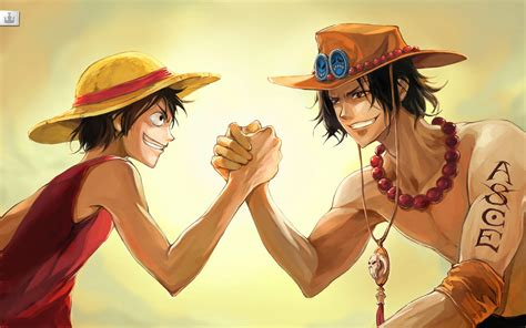 piece luffy  ace pictures  cool wallpapers