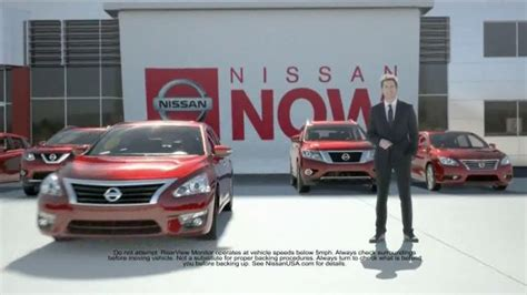 nissan commercial actress who is the actor in the nissan altima commercial html