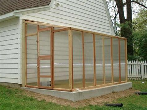 insulated storage shed wooden lean to greenhouse santa barbara redwood standard 1894