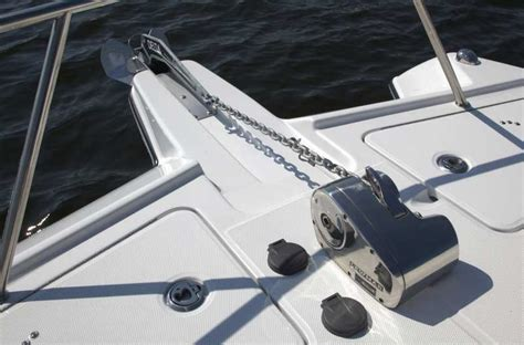Small Boat Anchor Windlass by Lewmar Windlasses Anchoring Made Easy Solid